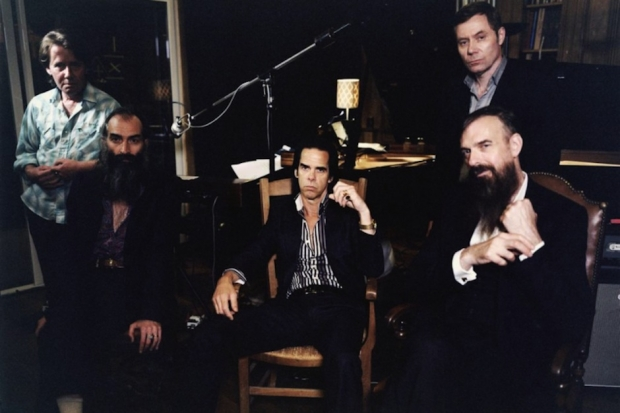 Nick Cave & the Bad Seeds, 'Push the Sky Away' (Bad Seed Ltd.)
