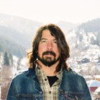 Dave Grohl: The SPIN Cover Shoot