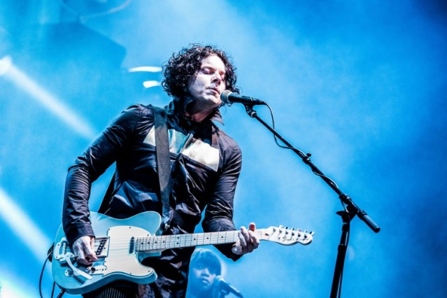jack white, third man records, light and sound machine