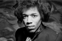 Jimi Hendrix, People, Hell, Angels, Earth Blues