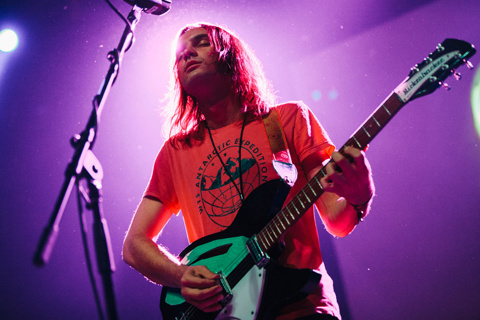 Tame Impala Trip Out at New York's Terminal 5 | SPIN