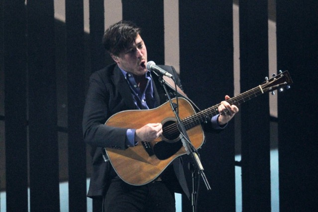 mumford and sons babel grammys billboard chart