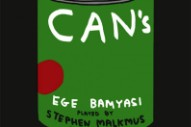 Stephen Malkmus Recycles Cover of Can's 'Ege Bamyasi' for Record Store Day