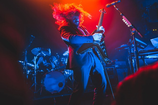 Jim James / Photo by Loren Wohl