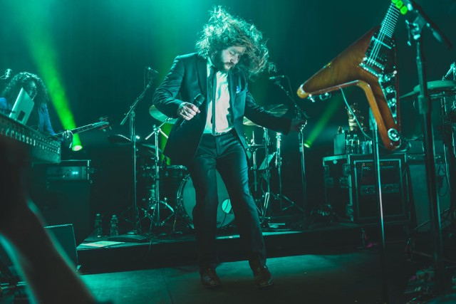 Jim James Flies Solo in New York