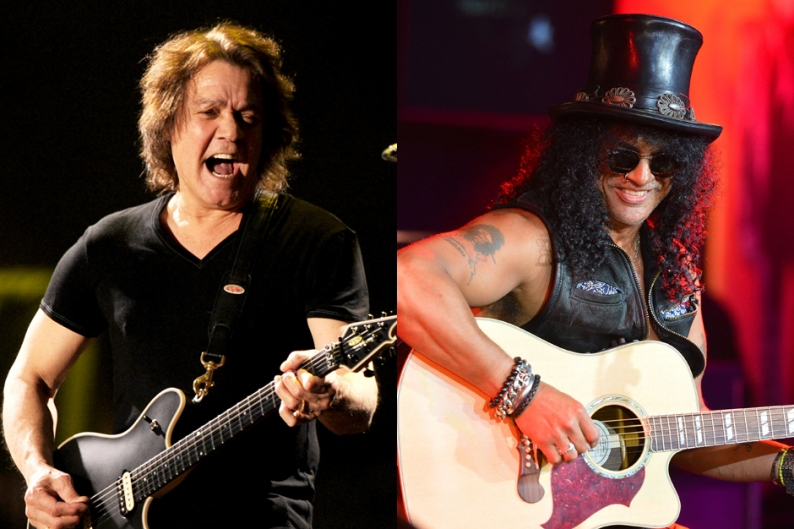 Cleveland couple arrested Slash Eddie Van Halen guitarist