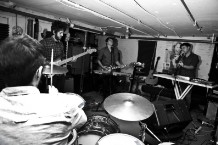 Small Black in their practice space / Photo by Jolie Ruben