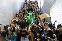 Harlem Shake Flash Mob Arrest High School Queens Student