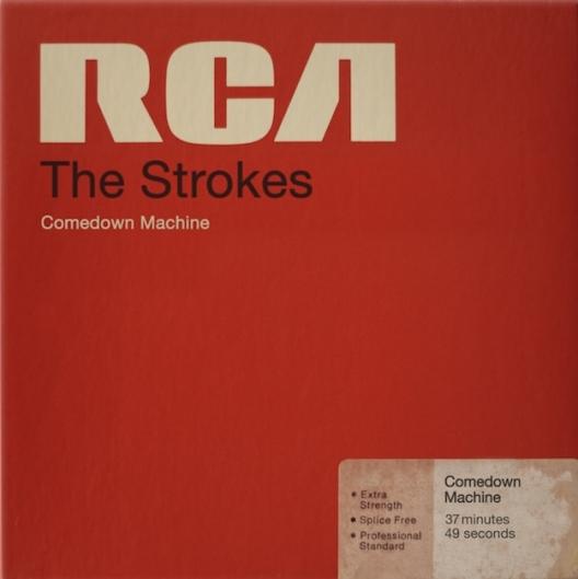 The Strokes' 'Comedown Machine'
