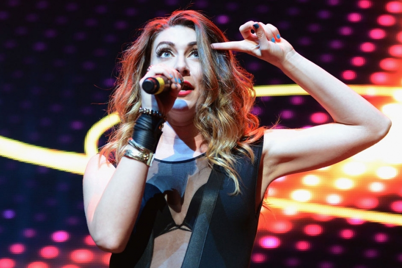 Karmin's Amy Heidemann / Photo by Getty Images