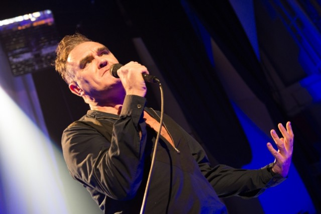 Morrissey Reschedules Cancelled Shows Staples Center
