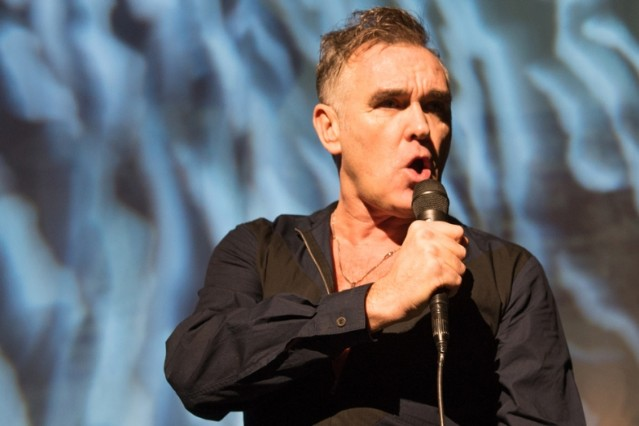 Meat is murder. Hunting is serial killing / Photo of Morrissey by Getty Images