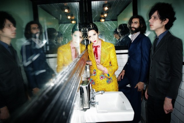 Yeah Yeah Yeahs / Photo by Dan Martensen / KK Barrett
