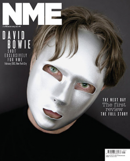 David Bowie, NME