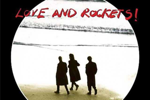 love and rockets, beggars banquet, five album box set