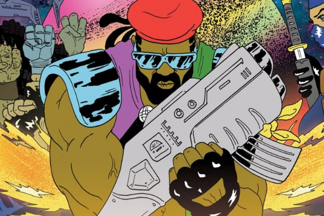 Major Lazer 'Watch Out For This (Bumaye)' Free the Universe