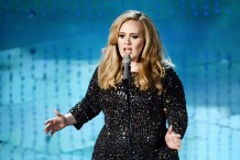 adele, music industry sales