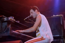 Queen Freddie Mercury Grave Ashes Scattered Found Kensal Green