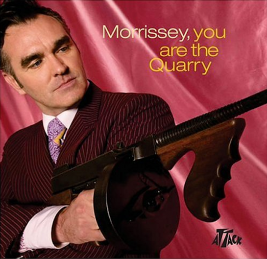 Morrissey, You Are the Quarry, Jimmy Kimmel, Duck Dynasty