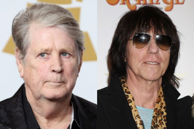 brian wilson, jeff beck, rock 'n' roll fantasy camp