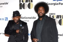 the roots, ?uestlove, black thought