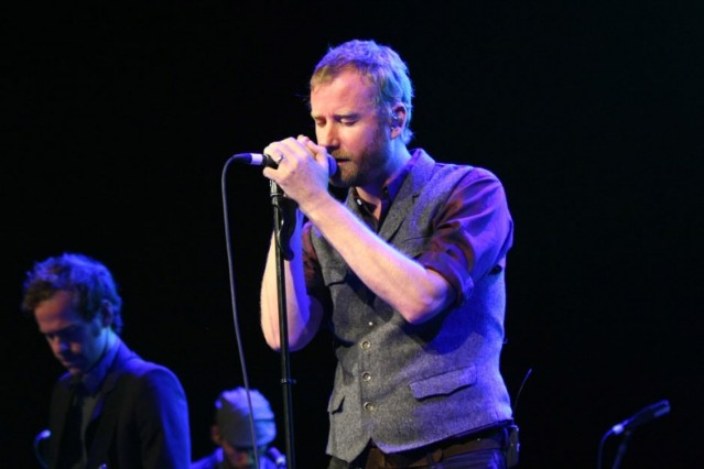 the national, tribeca film festival, matt berninger
