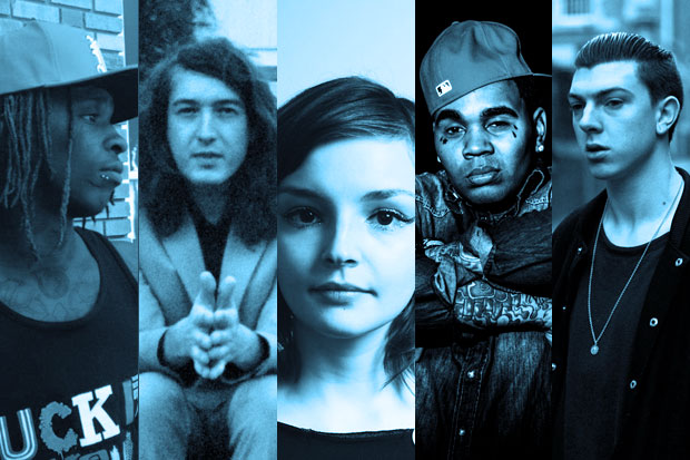 5 Best New Artists for March '13