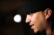 French Montana in January / Photo by Getty Images