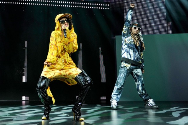 M.I.A. Matangi Mix New Album Kenzo Fashion Show Paris