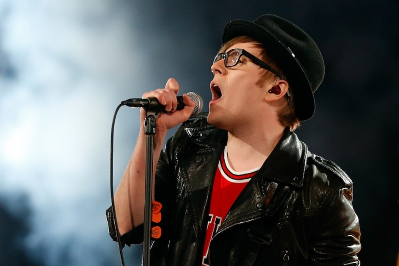 Fall Out Boy's Patrick Stump Wants You to Stop Hating ...