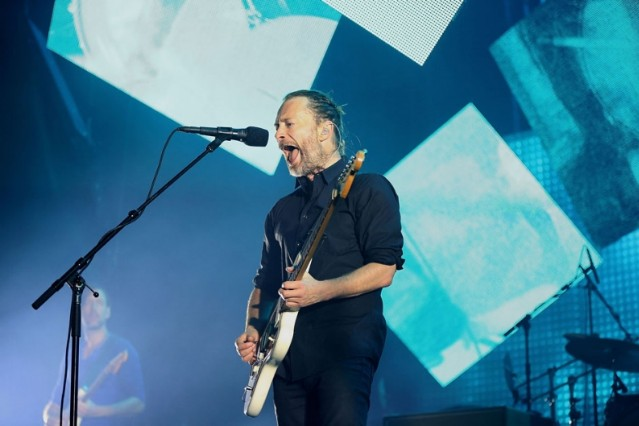thom yorke, atoms for peace