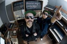 Brazil's Tropkillaz (N.A.S.A.'s Zegon and Andre Laudz)