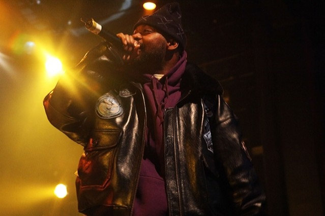 Ghostface Killah 'The Sure Shots (Parts 1 and 2)' Twelve Reasons to Die Adrian Younge