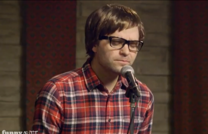 Indie Rock Royalty Save the Postal Service's Unfunny, Overlong 'Funny or Die' Sketch