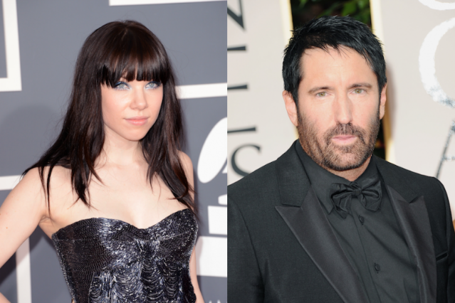 Carly Rae Jepsen, Trent Reznor, Nine Inch Nails, mash-up