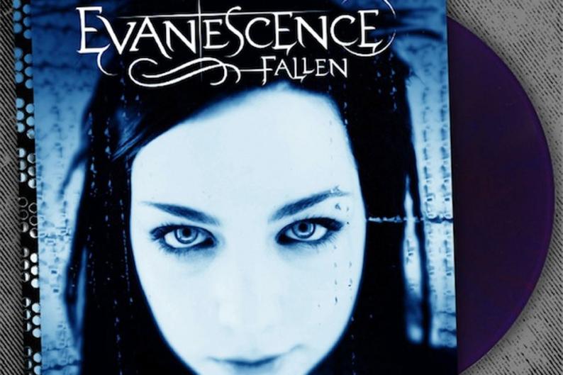 Evanescence Reissue Fallen Debut On Purple Vinyl For