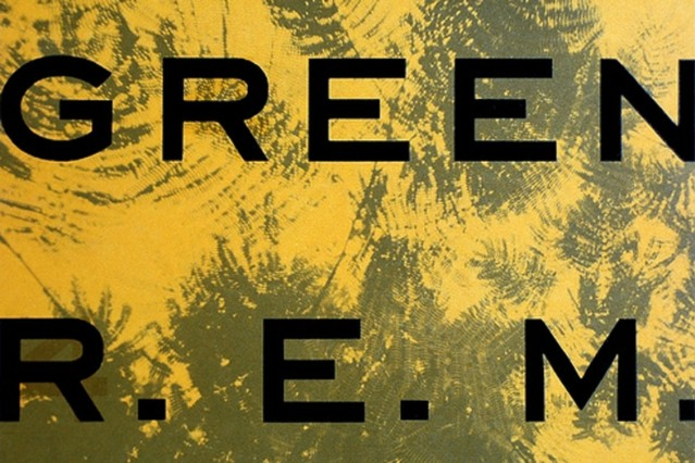 R.E.M., green, record store day