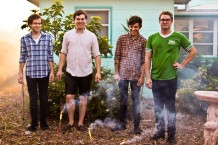 Surfer Blood 'Demon Dance' Pythons new album single
