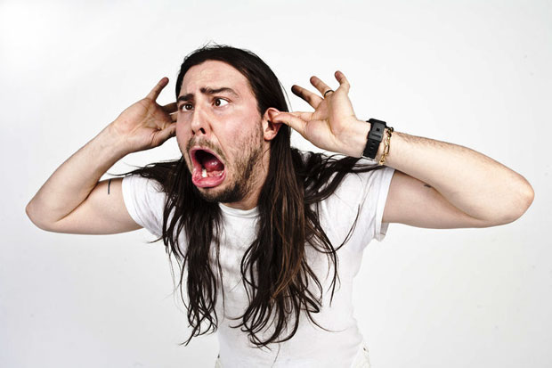 Andrew W.K. / Photo by Jolie Ruben
