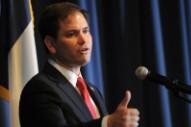 Marco Rubio, Republican Hip-Hop Liaison, Introduces Wiz Khalifa to the Senate