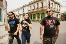 SXSW Cuban Metal Bands Escape Agonizer Ancestor