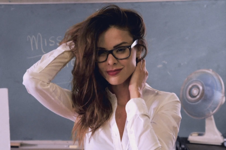 Seldom.. hot sexy teachers woman apologise