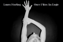 Laura Marling, 'Once I Was an Eagle,' album cover art