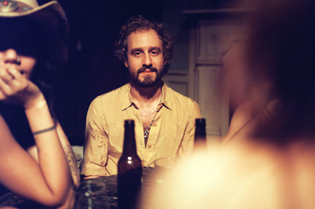 Phosphorescent's Matthew Houck / Photo by Dusdin Condren