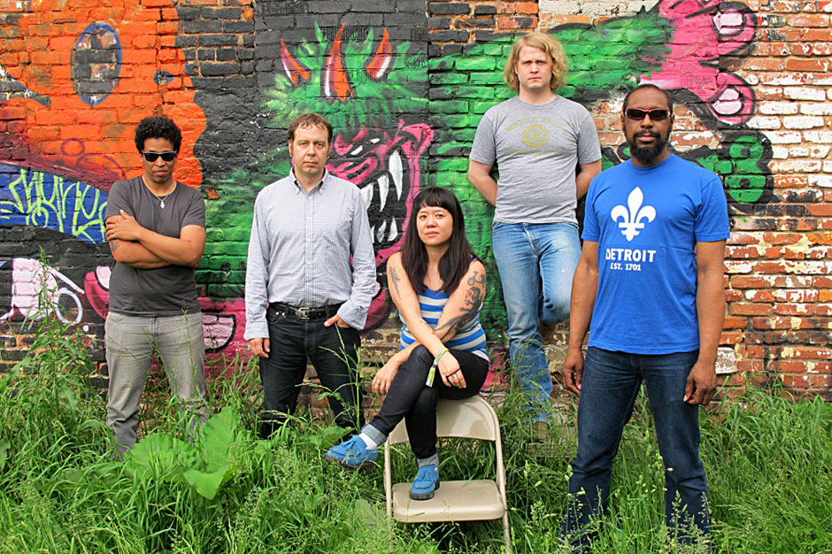 The Dirtbombs Ooey Gooey Chewie Kablooey Album Stream
