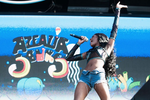 Azealia Banks / Photo by Nic Bezzina