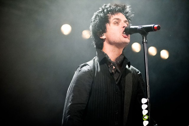 Green Day / Photo by Wilson Lee