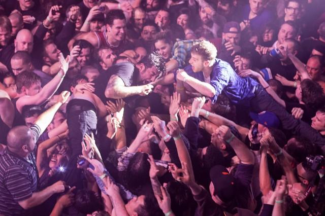 Deftones / Photo by Rebecca Smeyne
