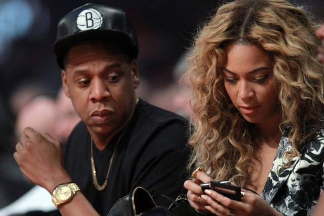 jay-z, beyonce, hacked