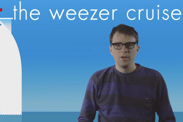 Weezer, Rivers Cuomo, cruise